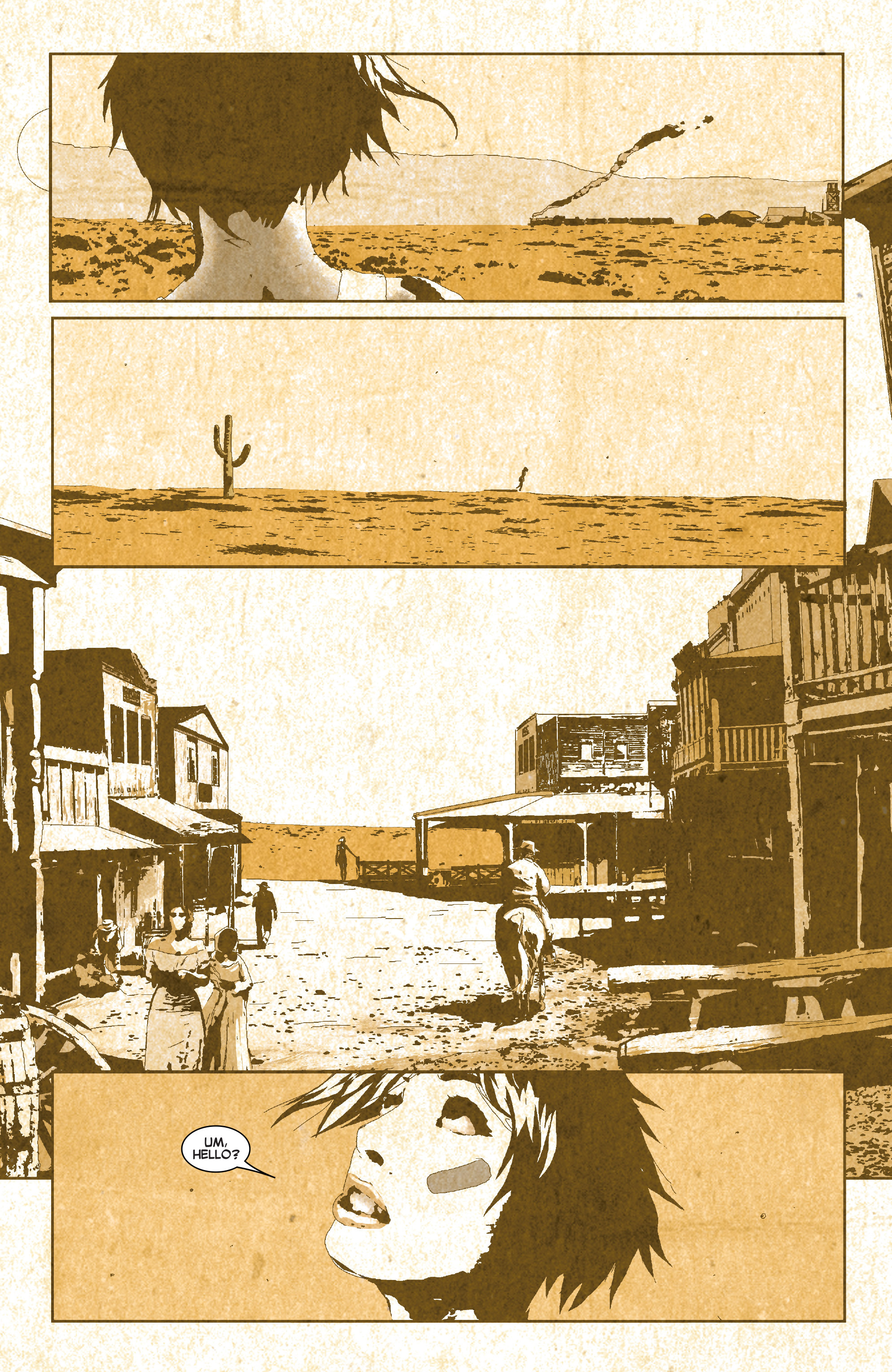 Read online Uncanny X-Men (2013) comic -  Issue # Annual 1 - 9