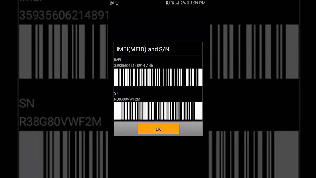 اصلاح رمز SN لجهاز Samsung Galaxy A7 2016 SM-A710F