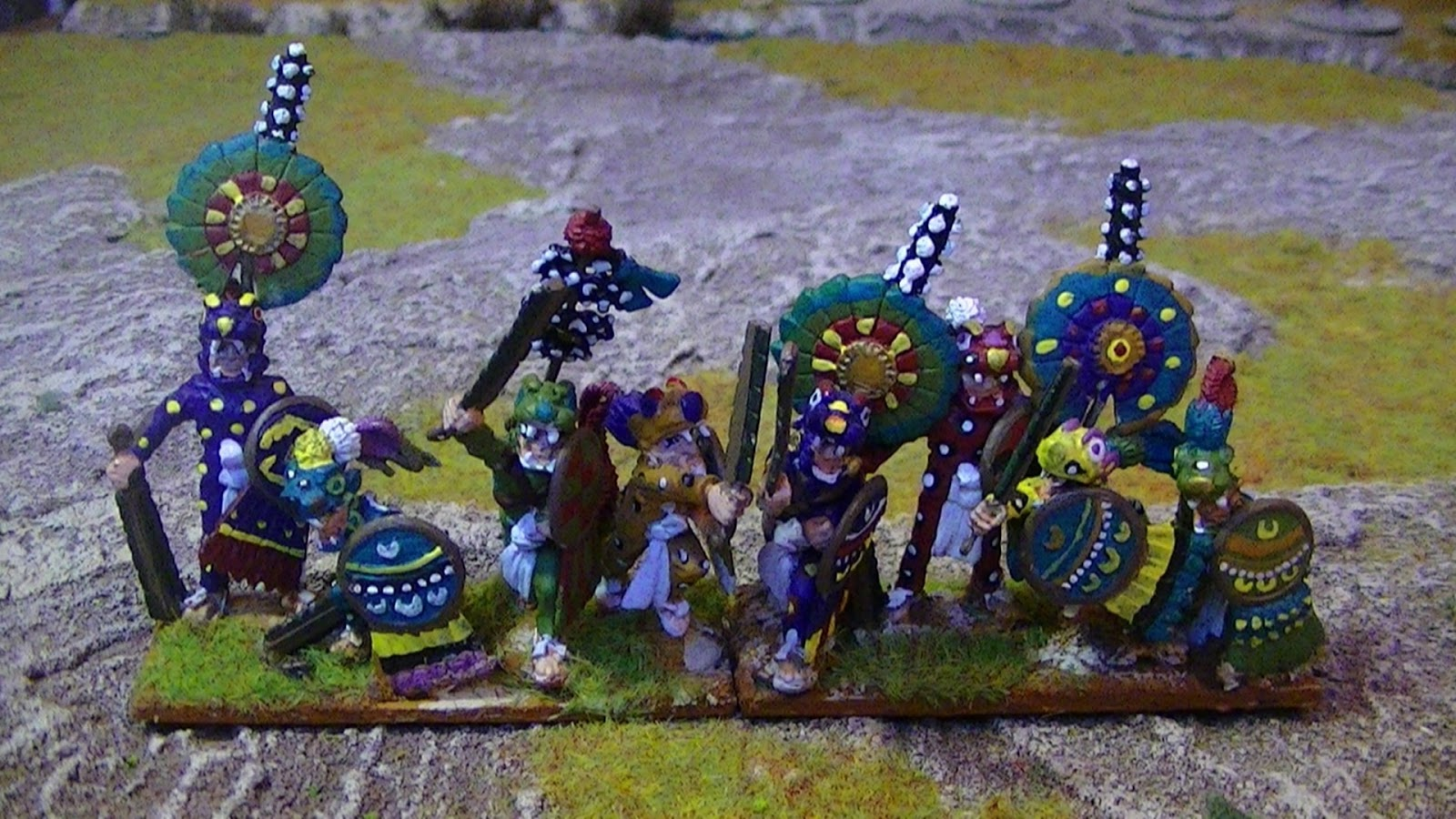 Alliance Mexica (Aztèques) PIC_3831