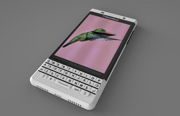 Spesifikasi BlackBerry Mercury