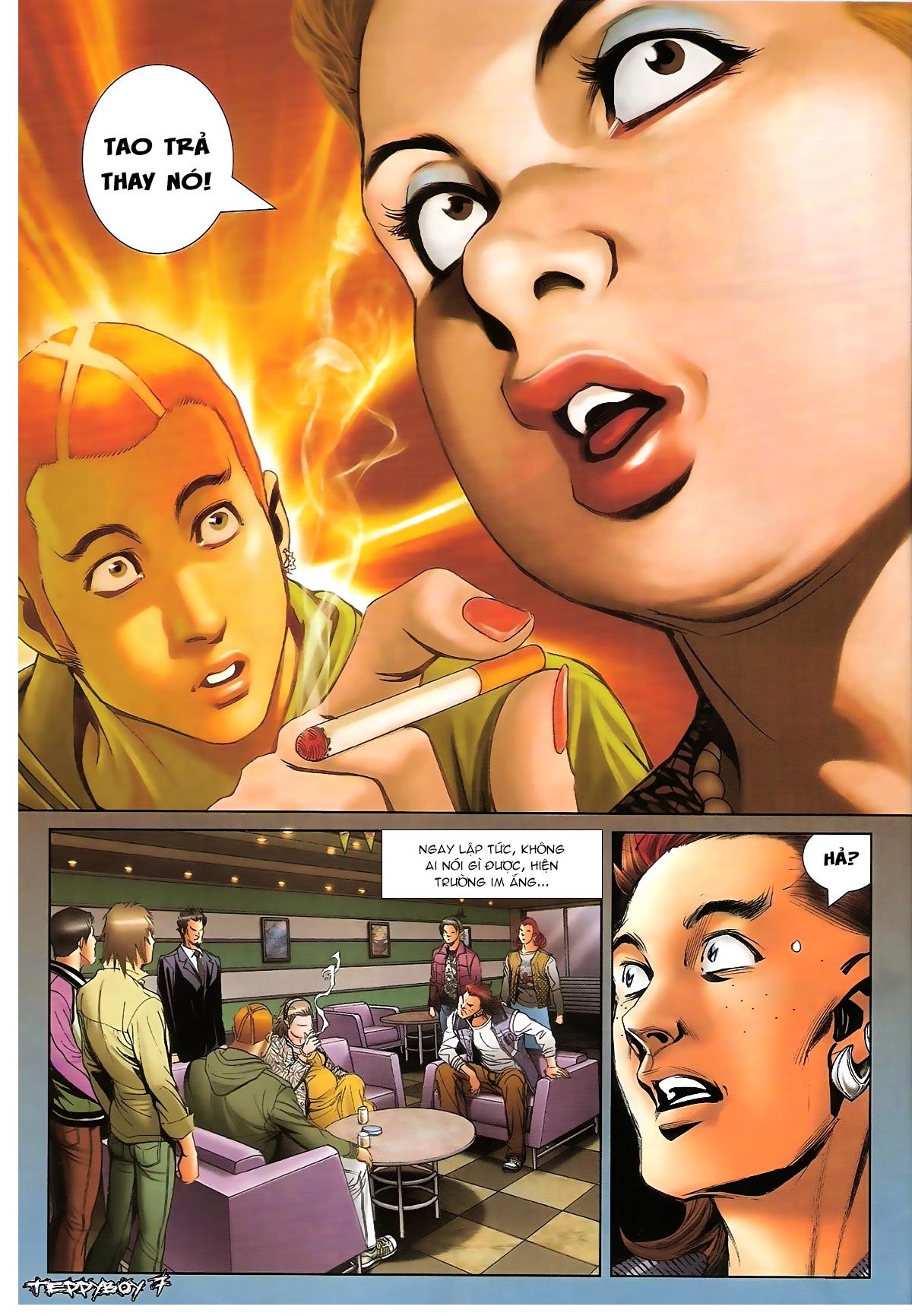 Người Trong Giang Hồ - Chapter 1363: Chí Cao tay đôi - Pic 6