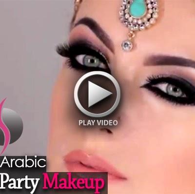 Best Arabic Makeup 2017 Tutorial