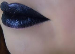 rossetto nero di kiko