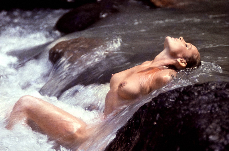 James bond girls from over the years nude