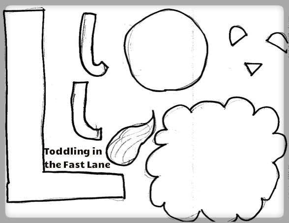 Toddling in the Fast Lane: L es de León