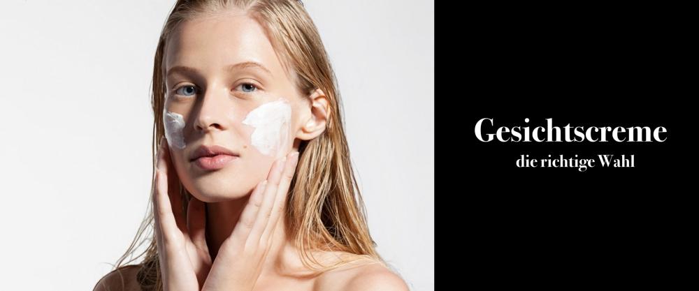 Gesichtspflege: Die richtige Gesichtscreme finden