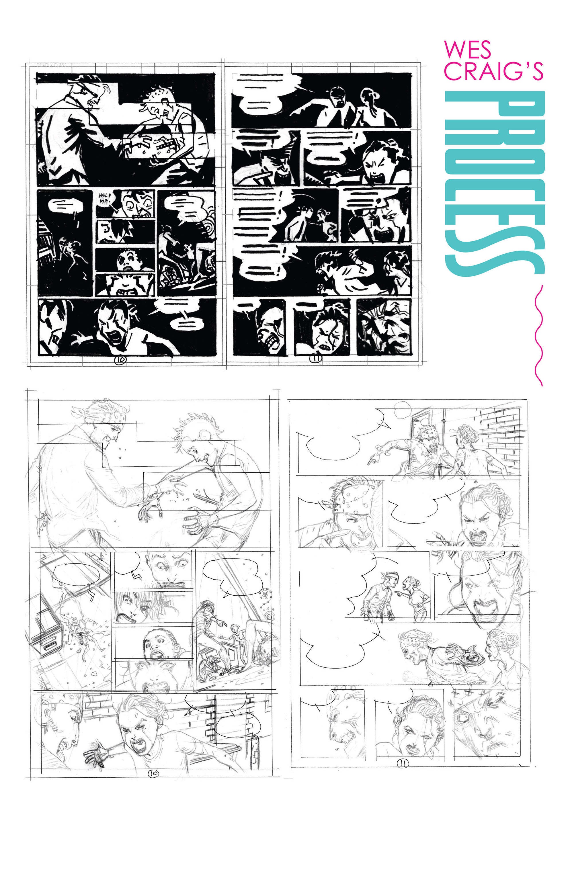 Read online Deadly Class comic -  Issue #6 - 26