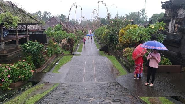 Desa Tradisional Penglipuran Bali