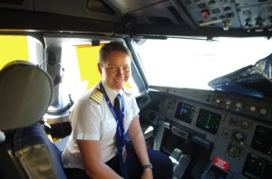 Solomon Airlines First Female Pilot to Take Airbus Helm