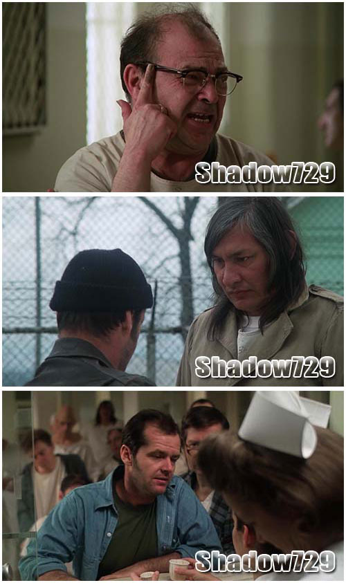 One Flew Over the Cuckoo's Nest (1975) 1080p H264 Dual