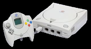 Videoconsola Dreamcast de SEGA