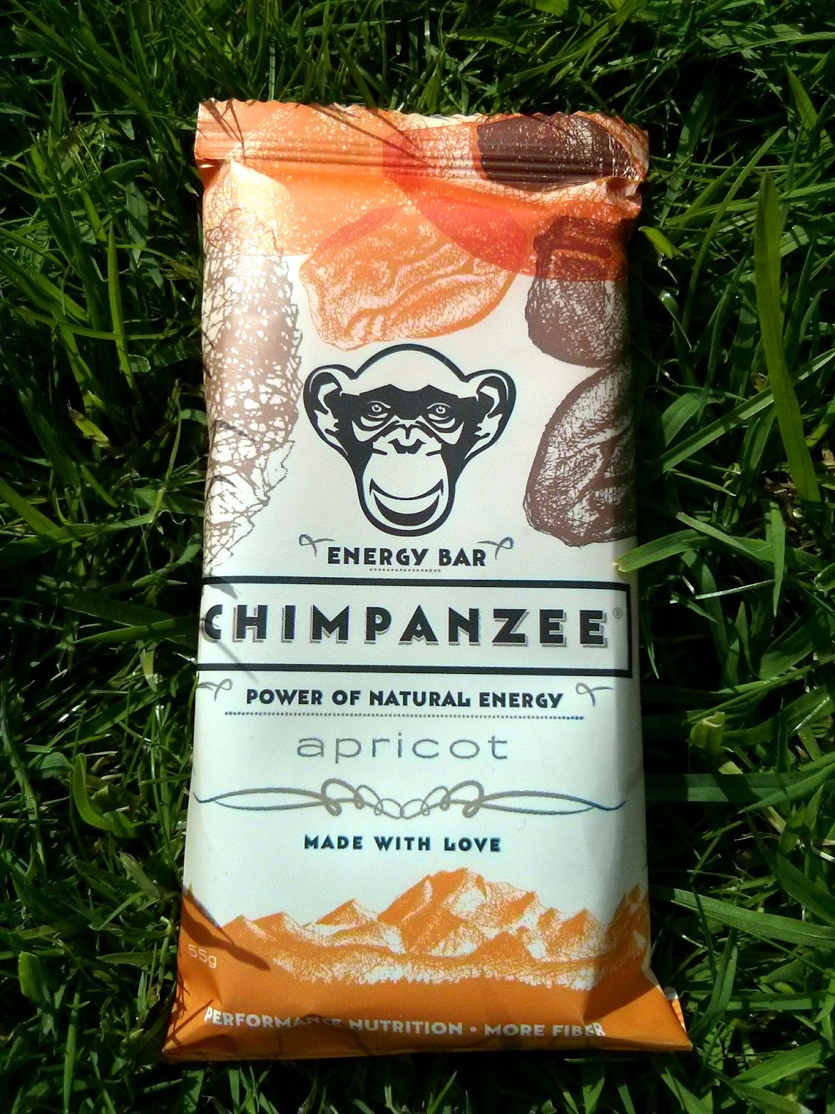 Chimpanzee, Vegan Tuck Box