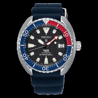 Seiko Prospex PADI SRPC41K1 Diver Automatic SRPC41