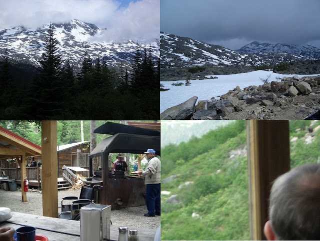 Nofiltertravel Photos Alaska Skagway and Snow Capped Mountains