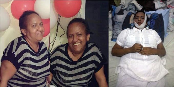 La titánica lucha por sobrevivir de Sandra Josefina, víctima mortal de cáncer cervical