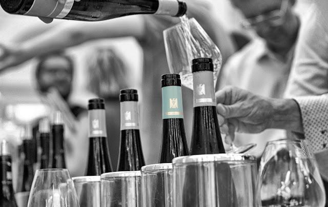 VDP Weinpräsentation