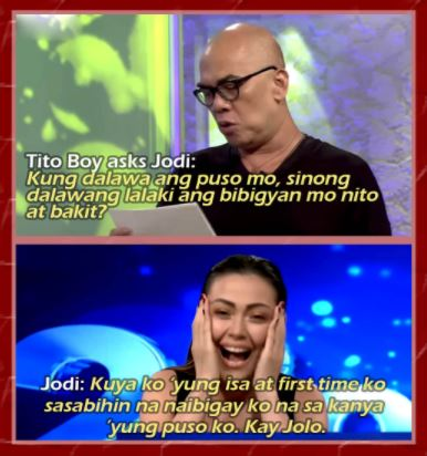 Angel Locsin Wholeheartedly Revealed The Name Of The Man In Heart On TWBA!