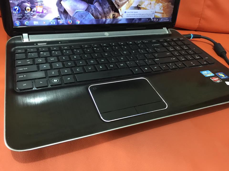 Laptop Dumai Kota HP Pavilion Dv6