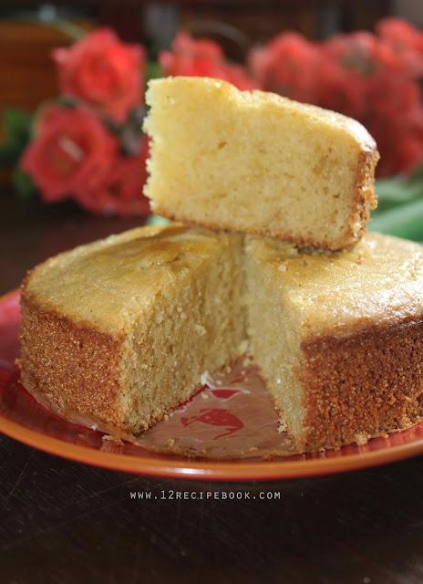 sooji cake / rava cake