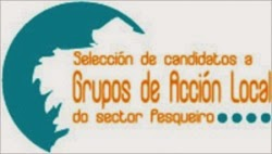 Candidaturas Grupos de Acción local do Sector Pesqueiro 2014-2020