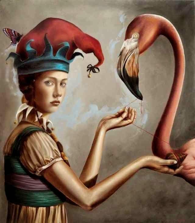 Мечты и реальность. Claudia Giraudo