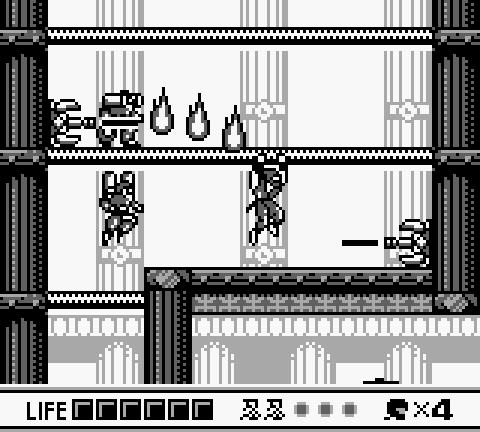 Vgjunk Ninja Gaiden Shadow Game Boy