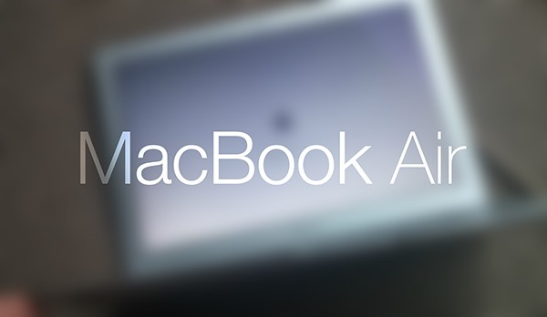 Apple matou definitivamente o MacBook Air