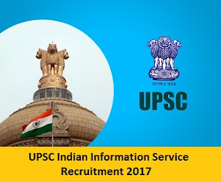 Union Public Service Commission Recruitment
