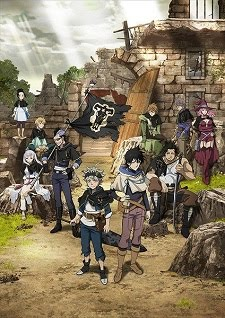 Black Clover (TV) audio latino