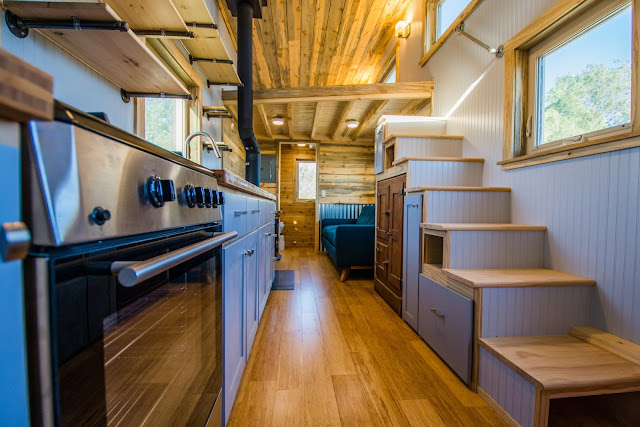 Mitchcraft Tiny House