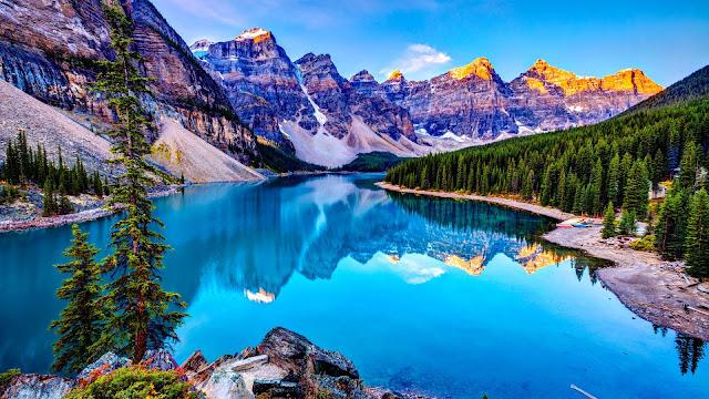 Hình nền máy tính thiên nhiên hùng vĩ tuyệt đẹp