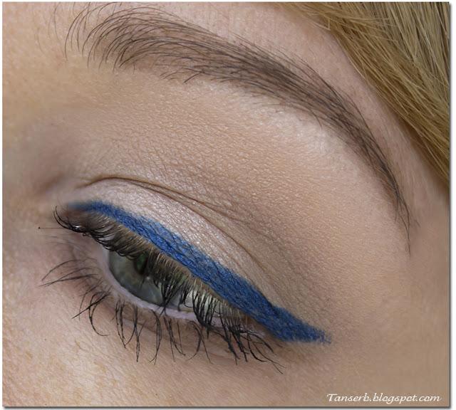 "Карандаш для глаз Maybelline Master Drama Khol liner ""Bleu Electrique/Blue Horizon"""
