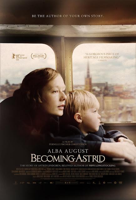 UNGA ASTRID (BECOMING ASTRID) (2018) ταινιες online seires xrysoi greek subs