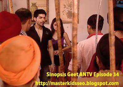 Sinopsis Geet ANTV Episode 34 Tayang Hari Ini Sabtu 18 Februari 2017