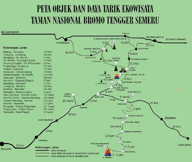 Jarak Malang Probolinggo