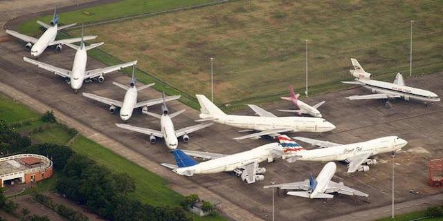Daftar Nama Bandara yang Dimulai Huruf B