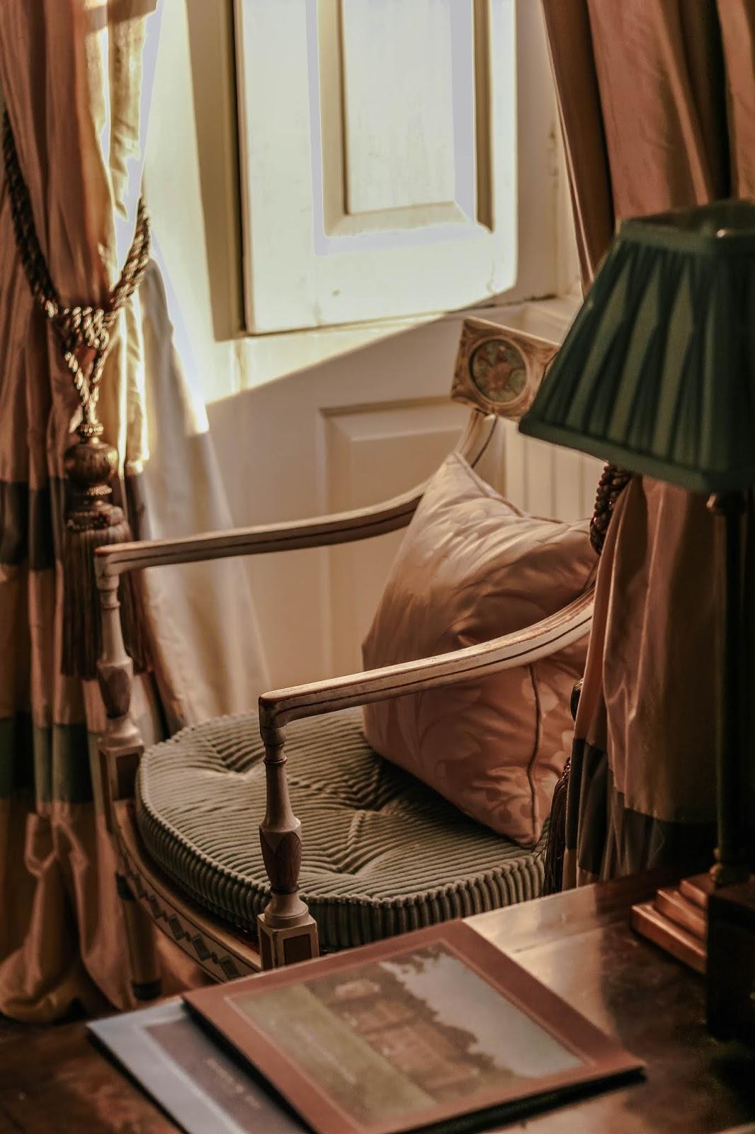 Ston Easton Park Hotel South East Room