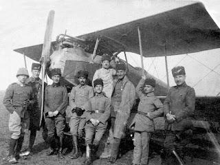 Birinci Dünya Savaşı'nda Türk havacılığı