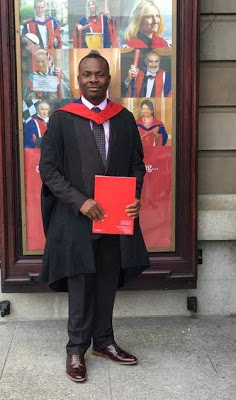 """""""BSc, Masters degrees, eight professional certificates"""" Inspiring story of Nigerian man who wrote JAMB 7 times"""