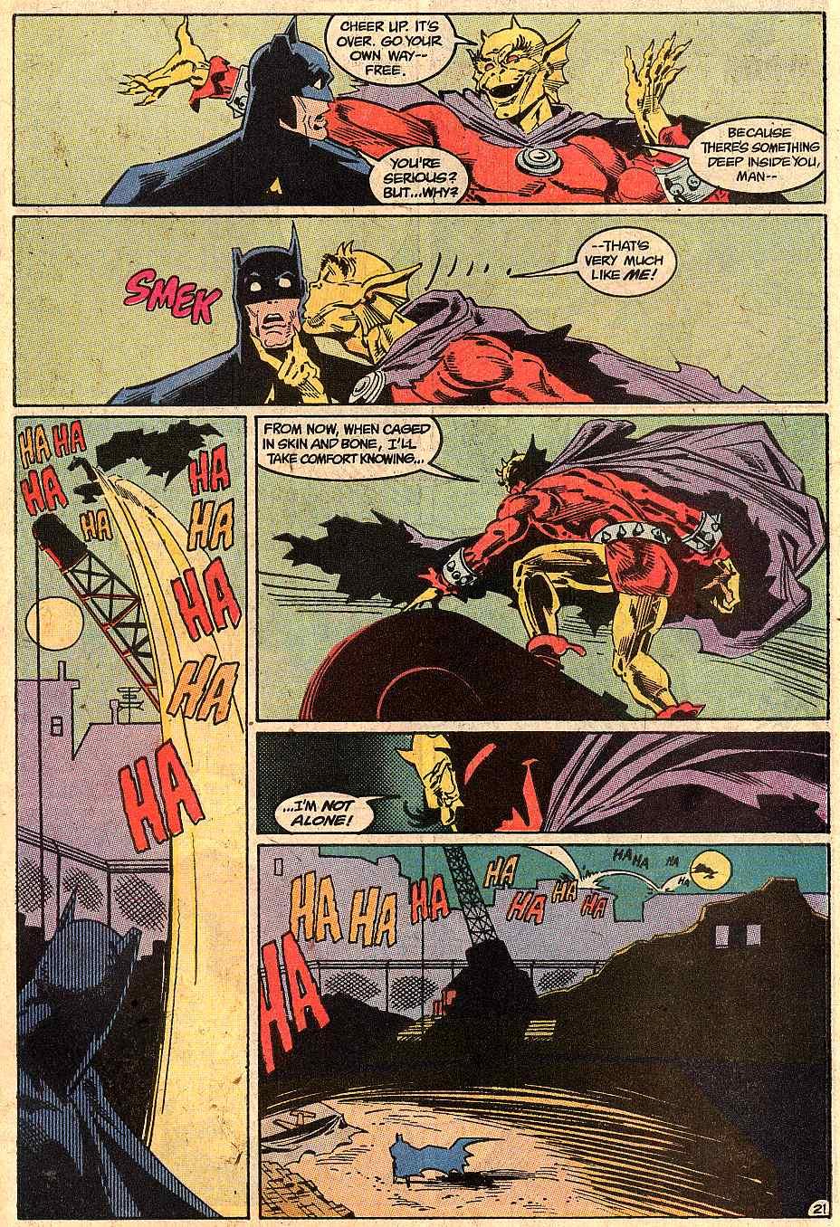 Detective Comics (1937) 603 Page 21