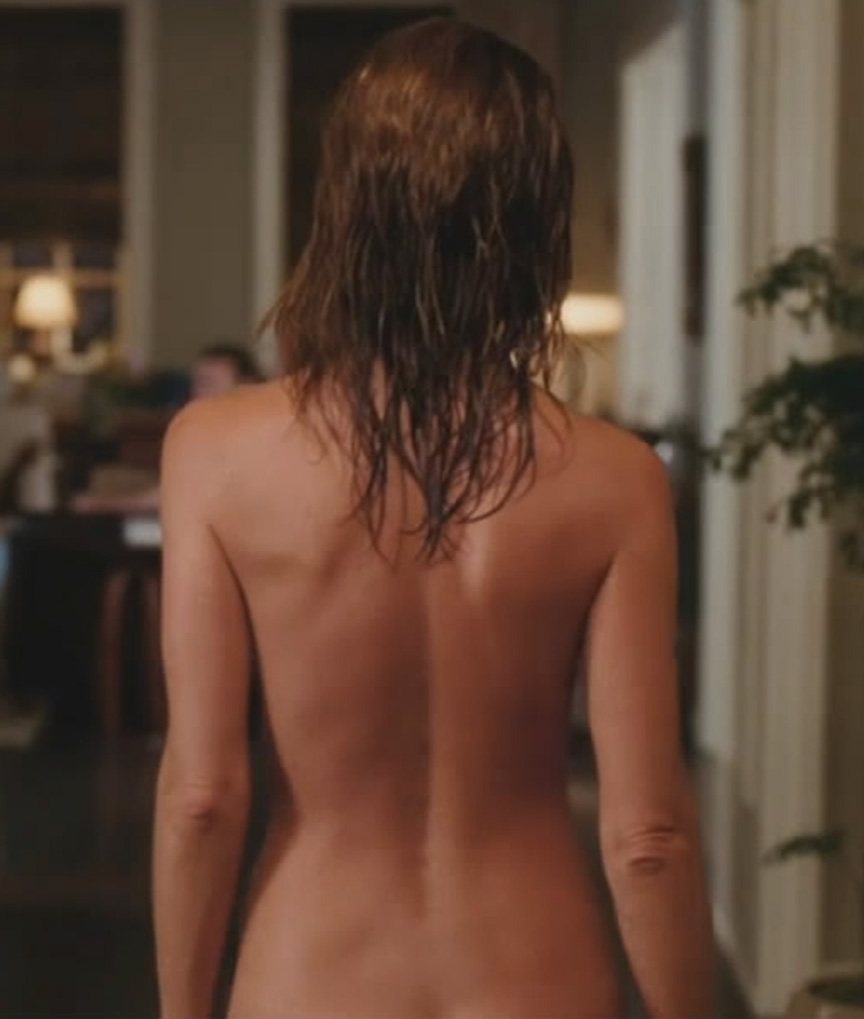 Right! Jennifer aniston naked with other chick think