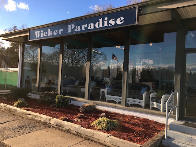 Wicker Paradise New Showroom Mamaroneck, New York