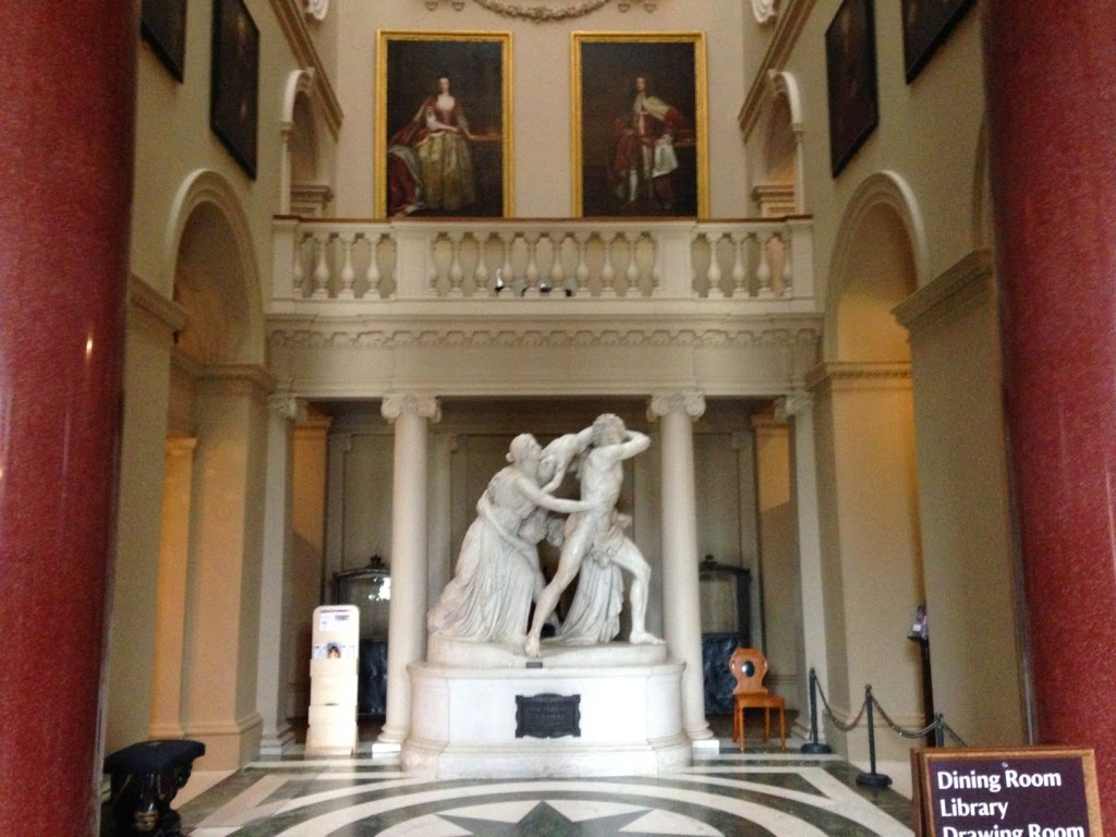 Ickworth Entrance Hall