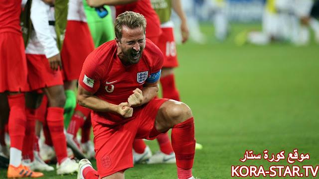 مشاهدة مباراة انجلترا وبلجيكا بث مباشر