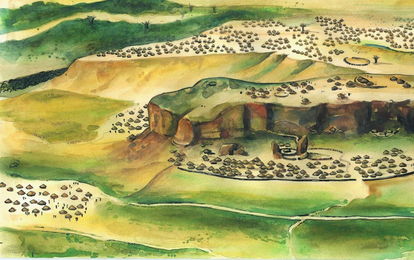 Patrimonio De La Humanidad Paisaje Cultural De Mapungubwe