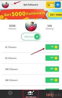 Cara mendapatkan ribuan followers instagram
