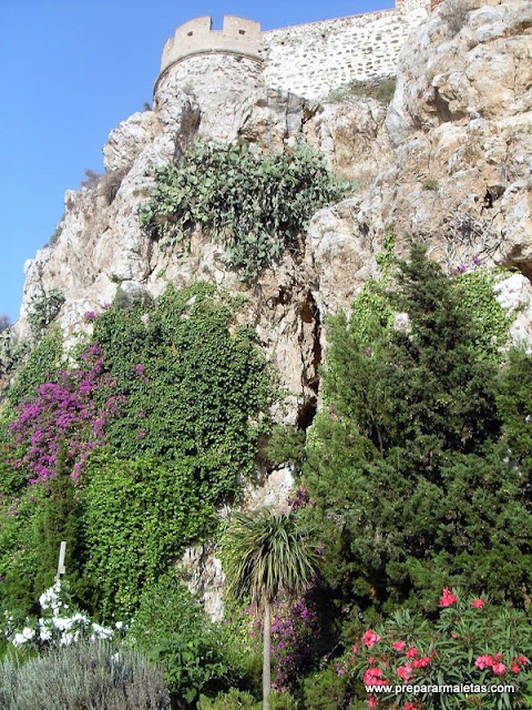 jardines de salobreña