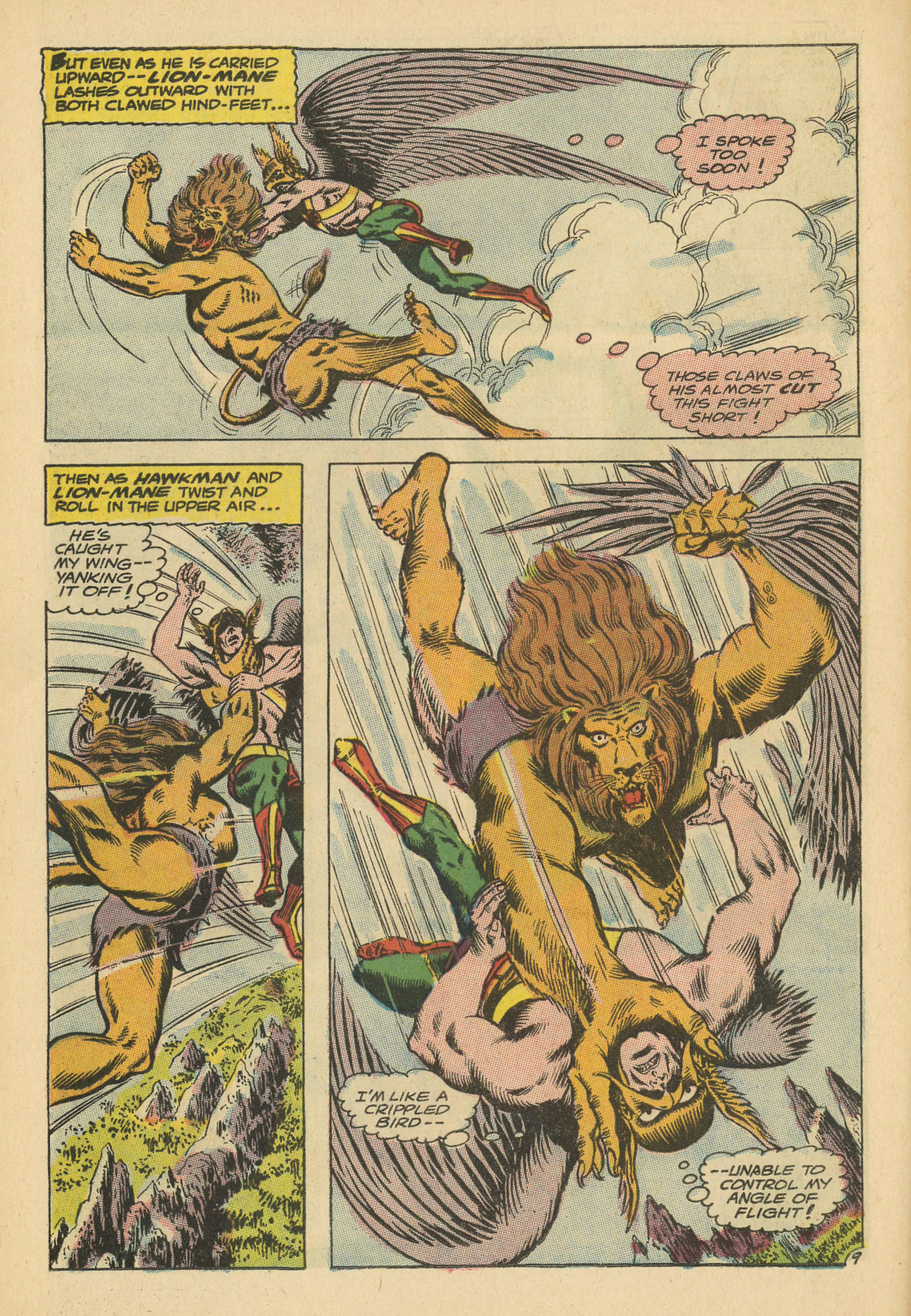 Hawkman (1964) issue 20 - Page 26