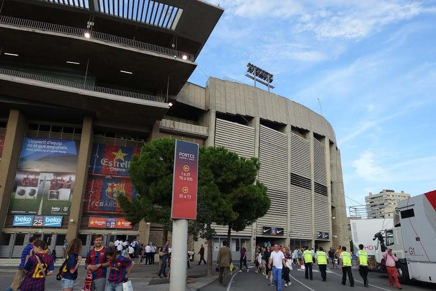 カンプ・ノウ(Camp Nou)