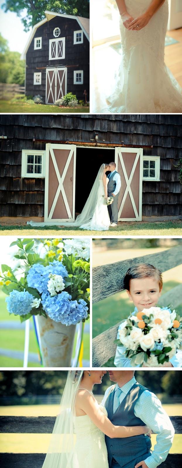 real wedding jennifer u0026 josh casual wedding on the family farm